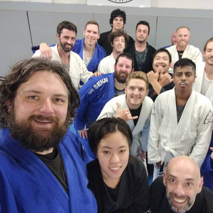 Summit jiu jitsu Happy