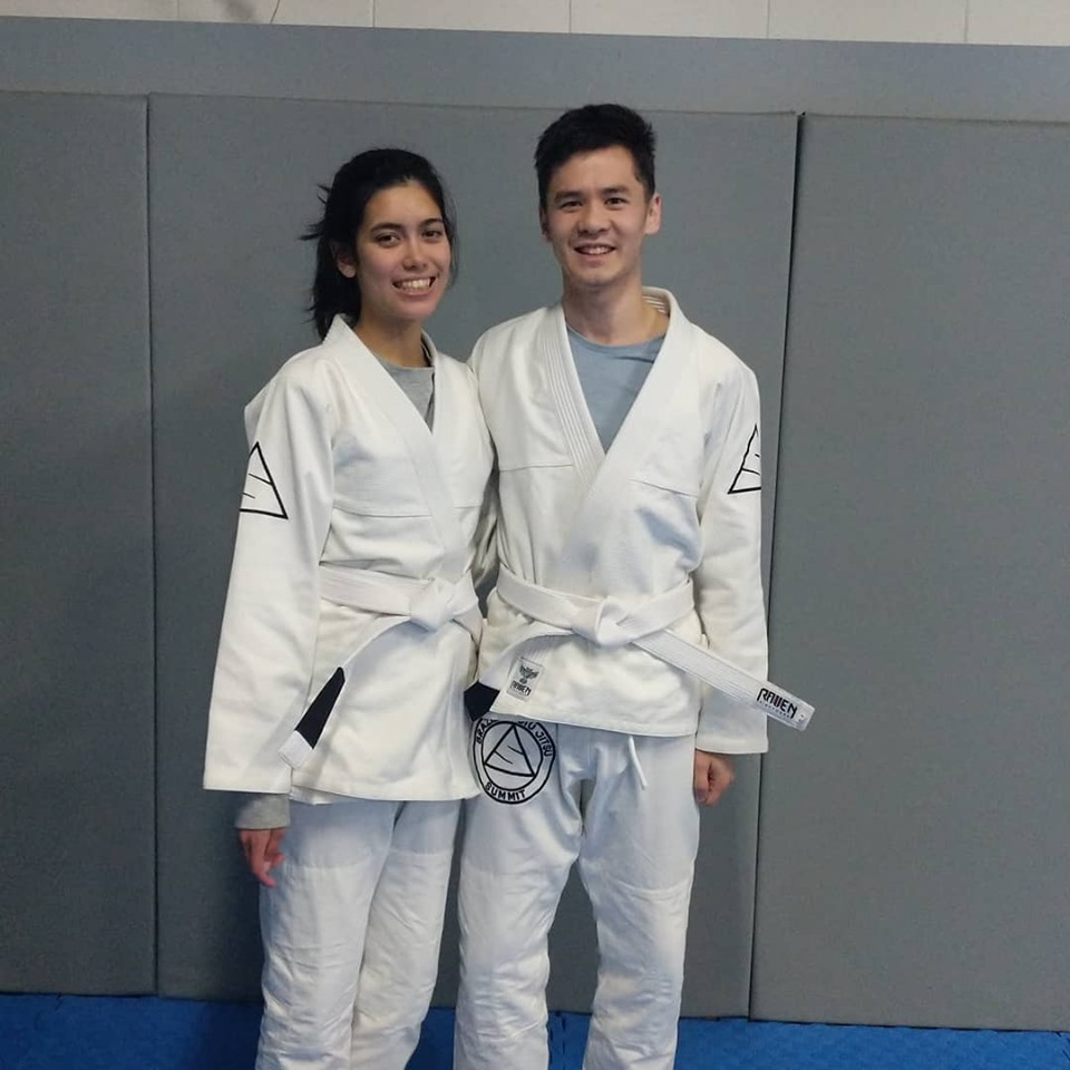 Summit jiu jitsu Couple