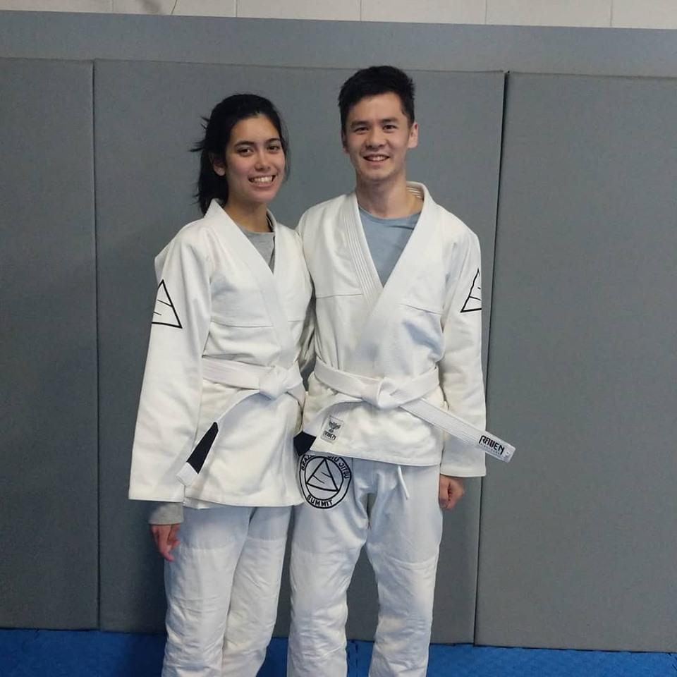 Summit jiu jitsu Couple