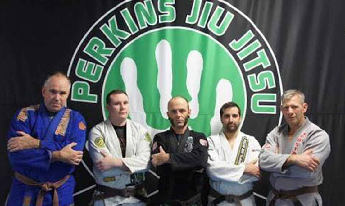 Perkins Jiu Jitsu Logo